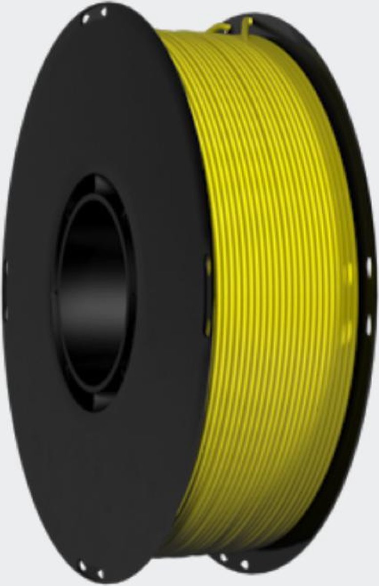 Kexcelled PLAs7.1 1.75 - high strength geel/yellow-1000g (1kg)-3d printing filament kopen