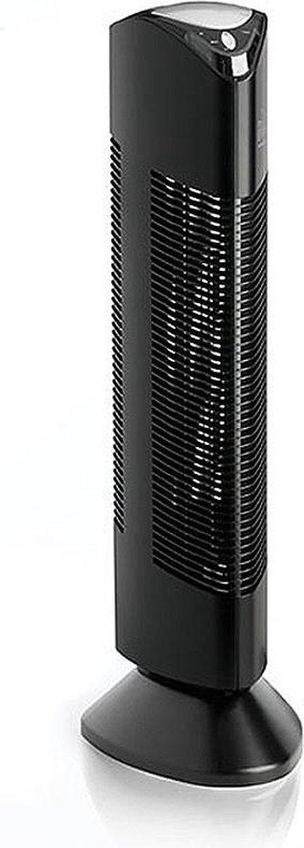 PR-369R Luchtreiniger met ionisator zwart tot 60 m² – 150 m³