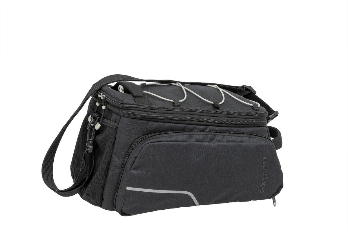 New Looxs Sports Trunkbag MIK bagagedragertas - 31 liter – zwart kopen