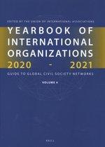 Yearbook of International Organizations 2020-2021, Volume 4