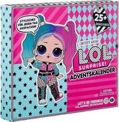 LOL surprise adventskalender 2020 - 24 verrassingsmode-sieraden