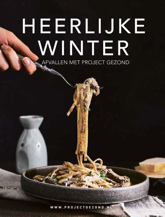 Boek cover Heerlijke winter van Natalia Rakhorst (Hardcover)