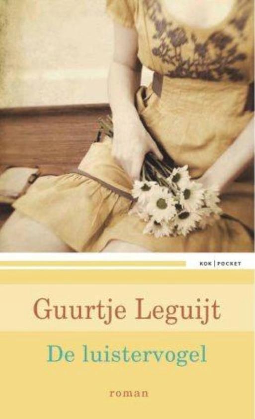 Cover van het boek 'De luistervogel - pocketed' van Guurtje Leguijt