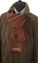 Bluvardi- Antipilling Fleece Sjaal - Bruin