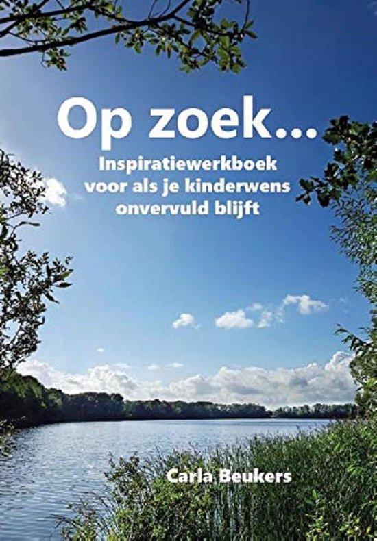 Boek cover Op zoek... van Carla Beukers (Hardcover)