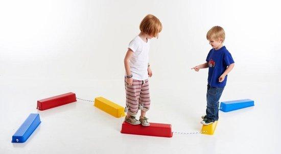 Afbeelding van het spel Stap Evenwicht Stammen