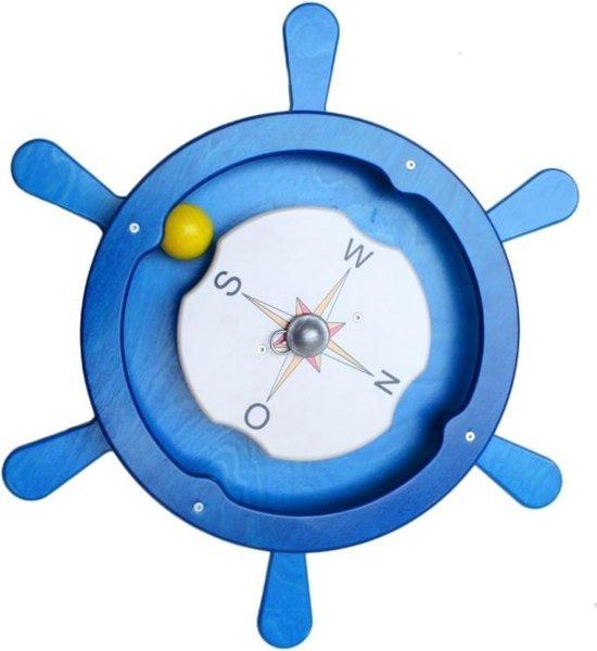 Afbeelding van het spel Wandpaneel Stuurwiel Met Bal