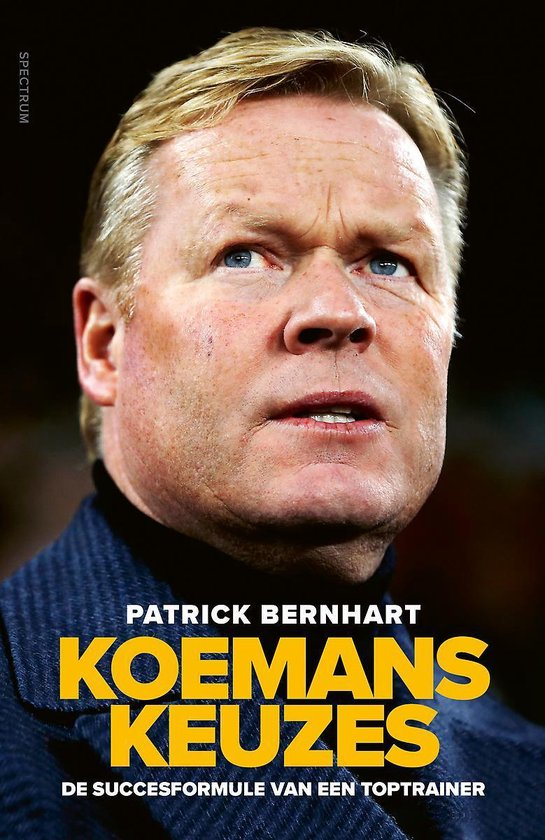 Boek cover Koemans keuzes van Patrick Bernhart (Paperback)