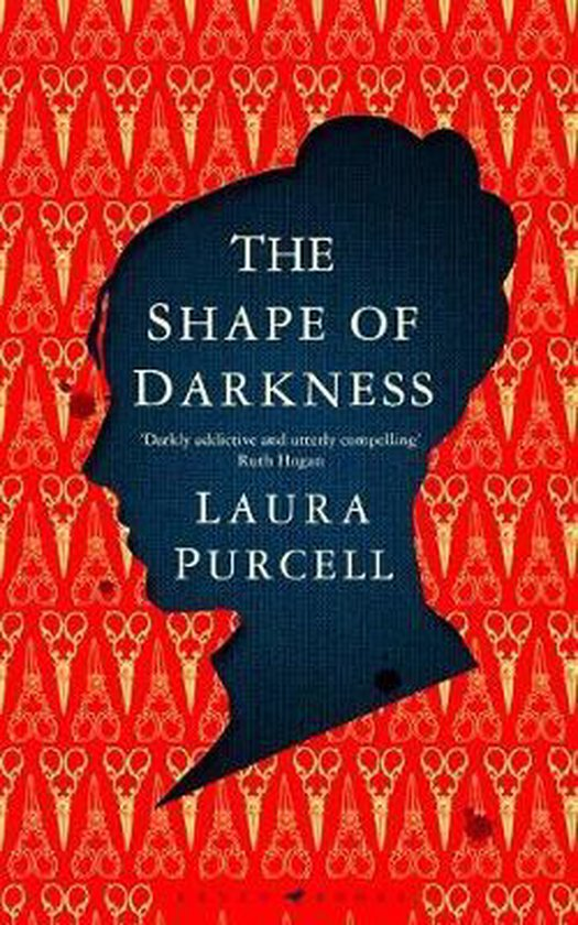 Boek cover The Shape of Darkness van Laura Purcell (Hardcover)