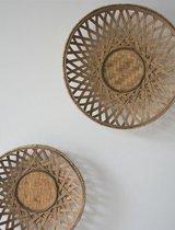 Bamboe wanddecoratie - BALI (2 stuks)   BALI. Lifestyle