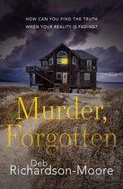 Omslag Murder, Forgotten