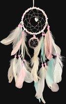 Dromenvanger Roze – Wit – Sweet Girl – Pastel