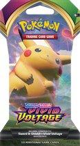 Pokémon Sword & Shield Vivid Voltage Sleeved Booster -  Pokémon Kaarten