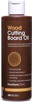Snijplank Olie - Voedsel Veilig - Geschikt voor Snijplanken, Keukenblokken & Keukengerei - 250 ml