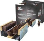 RelaxPets - Voetenveger - Boot Cleaner - Schoenenborstel - Laag Model - 3 Borstels