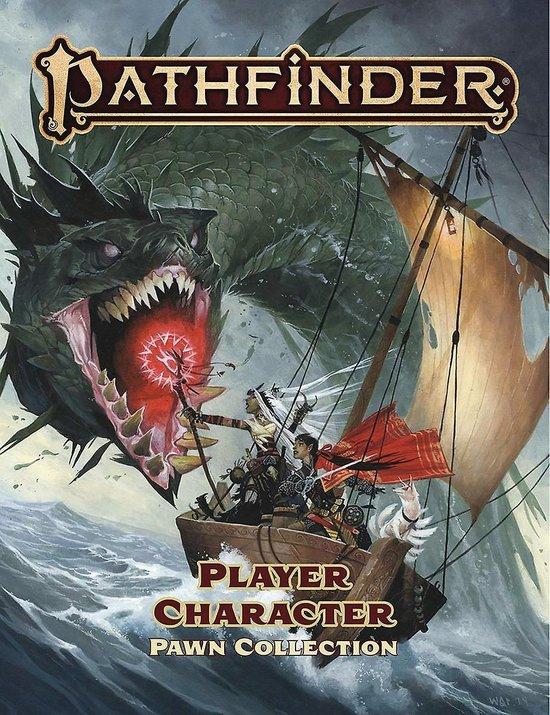 Afbeelding van het spel Pathfinder Player Character Pawn Collection