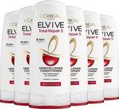 Bol.com-L'Oréal Paris Elvive Total Repair 5 Crèmespoeling - 6 x 200 ml - Voordeelverpakking-aanbieding