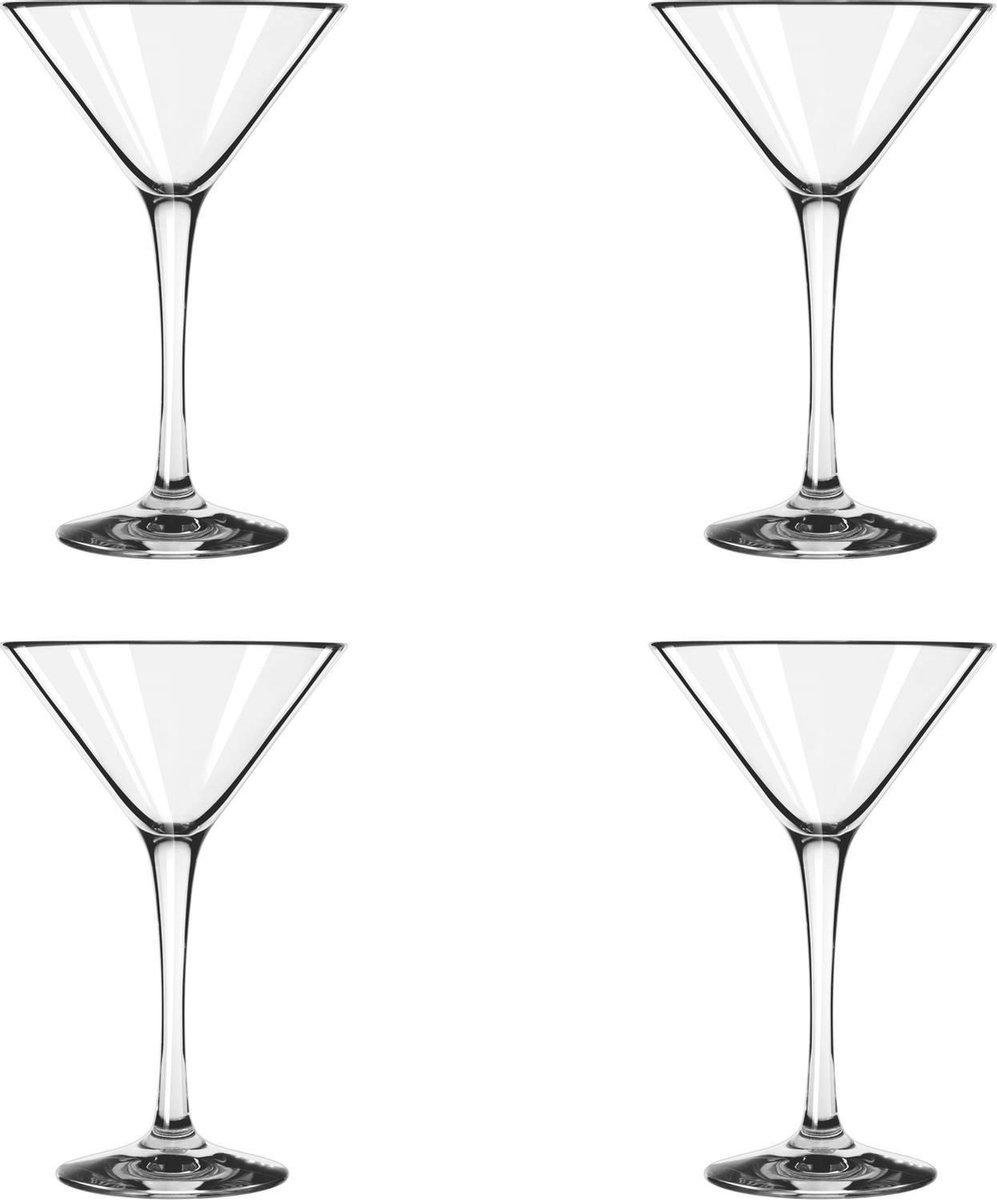 Royal Leerdam Cocktailglazen - 26 cl - 4 stuks