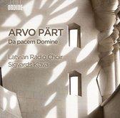 Part A. - Da Pacem Domine