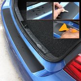 Achterbumper beschermfolie folie lijst Renault Megane Laguna Twingo Clio Capture Espace Kango Koleos Master Scenic