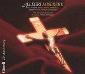 The Tallis Scholars / Peter Phillip - Allegri Miserere
