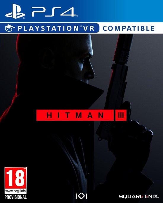 Hitman 3 - PS4 & PS VR