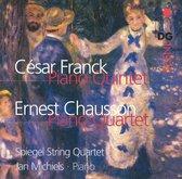 Franck: Piano Quintet; Chausson: Piano Quartet
