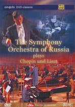 The Symphony Orchestra of Russia Plays Chopin and Liszt [DVD Video]