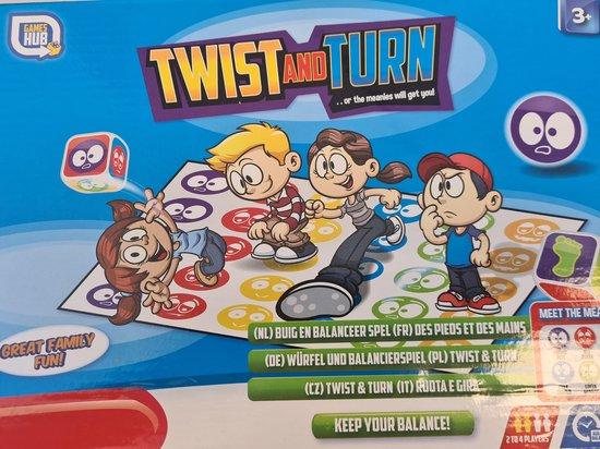 Afbeelding van het spel Twist &Turn