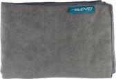 Avento Sporthanddoek Micro Fiber - 120 x 80 cm - Grijs