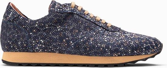 Paulo Bellini Sneaker San Marino Leather Blue