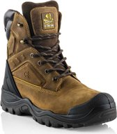 Buckler Boots Buckshot BSH011BR S3 + KN - Bruin - 43