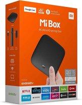 Xiaomi Mi Box S Wi-Fi 4K Ultra HD 8GB Black