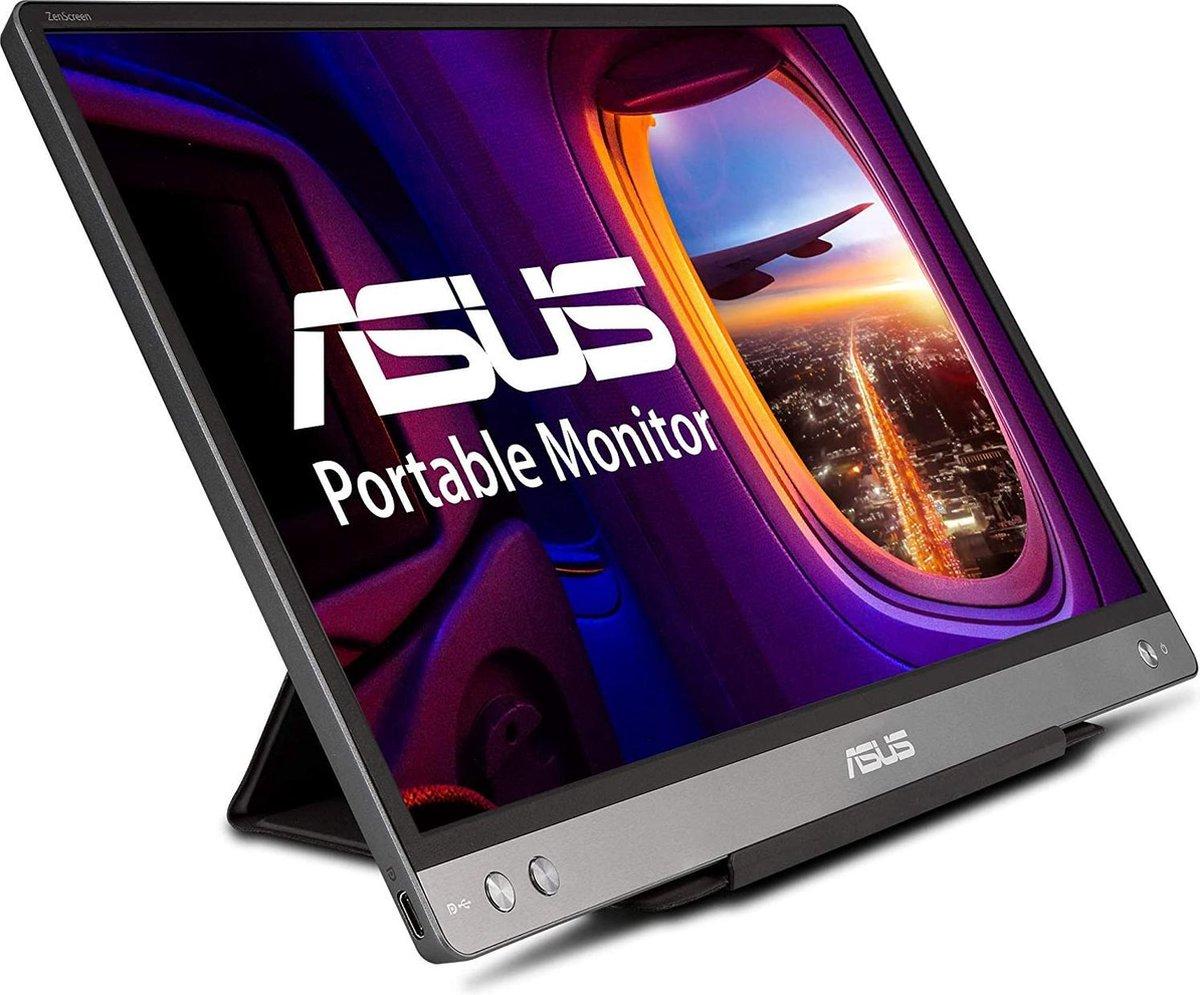 ASUS ZenScreen MB14AC – Full HD USB-C IPS Portabel Monitor – 14 inch