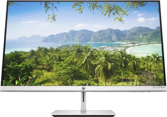 HP U27 - Wireless 4K Monitor - 27 inch