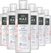 N.A.E. Purezza Toning Lotion 6x 200ml - Voordeelverpakking