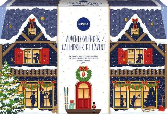 NIVEA Adventskalender 2020 - Geschenkset