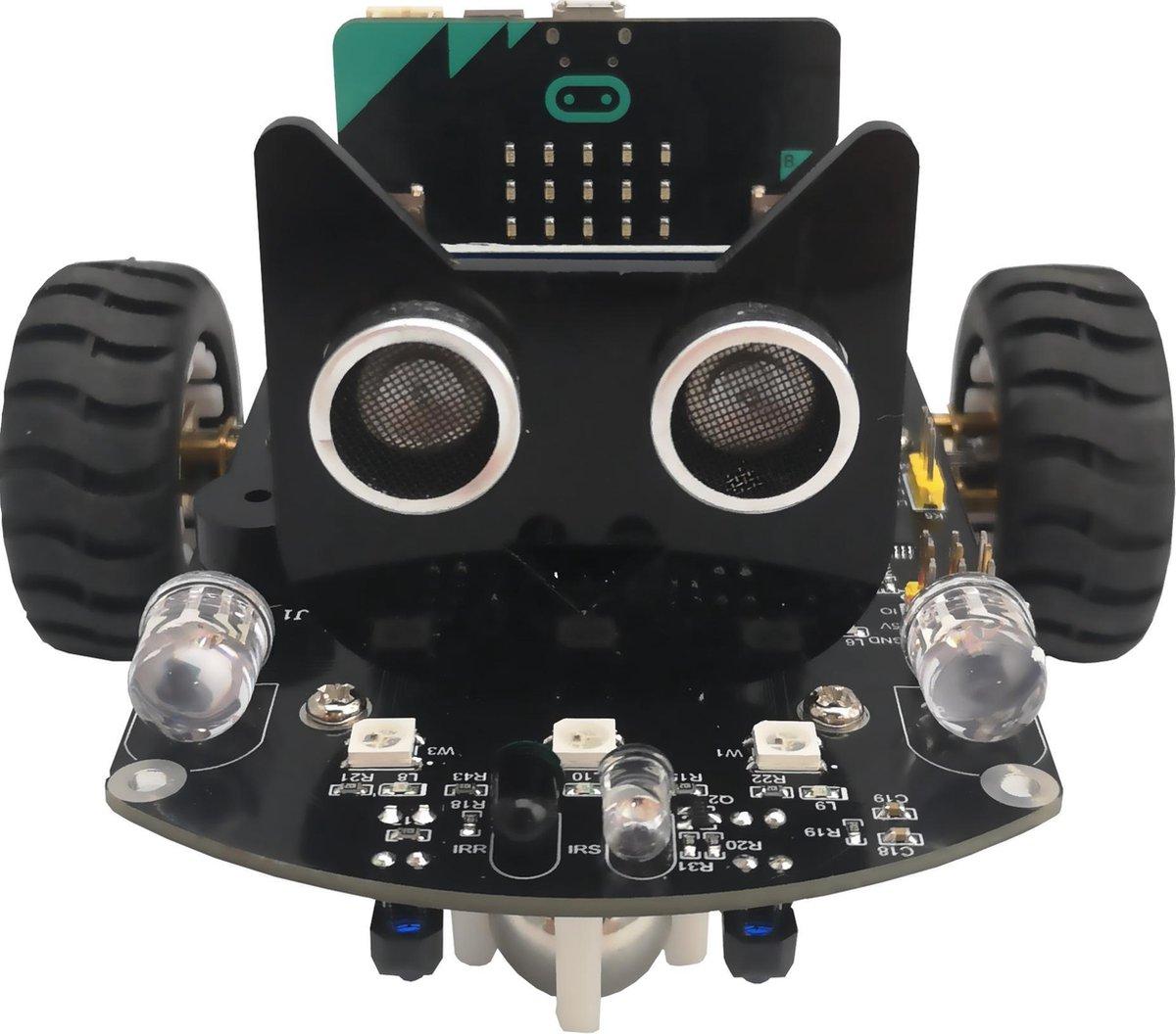 MICROBIT ROBOT Cat Car