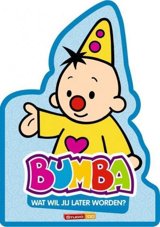 Boek cover Bumba 0 -   Vormboek - Wat wil jij later worden? van Jan Maillard (Onbekend)
