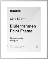 REINDERS Wissellijst - Postermaat 40x50cm - zilver