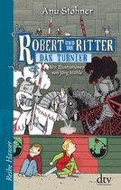 Omslag Robert und die Ritter IV