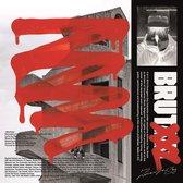 CD cover van Brutxxl (LP) van Zwangere Guy