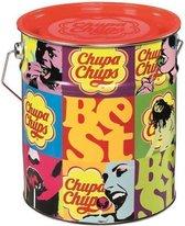 Chupa Chups Best Of tin lolly's - 150stuks