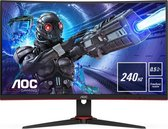 AOC C27G2ZE -  Curved  Gaming Monitor - 240hz - 27 inch