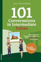101 Conversations in Intermediate Italian