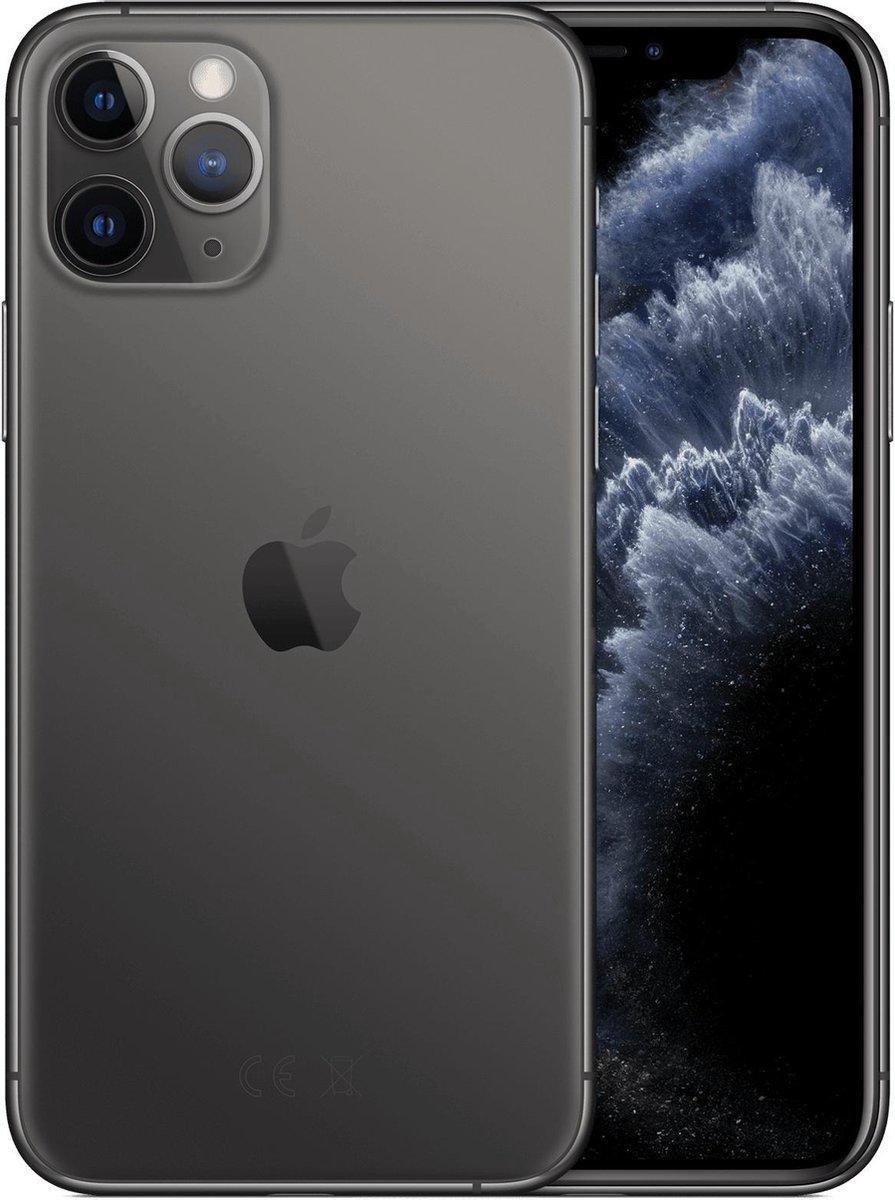 Apple iPhone 11 Pro - Refurbished door SUPREME MOBILE - A grade (Zo goed als nieuw)- 64GB - Spacegrijs
