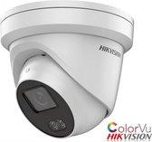 Hikvision ColorVu DS-2CD2347G2-LU - Unieke Persoon/Voertuig Detectie - Wit - 2.8mm - 109 graden Plug and Play   IP-camera   bewakingscamera   IP67