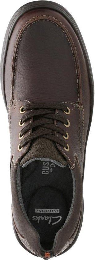 Clarks - Herenschoenen - Cotrell Edge - H - brown oily - maat 11