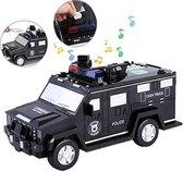 Kluis met Pincode - SWAT Auto - Spaarpot Bank - Munten & Briefgeld - Automatisch Briefgeld Inname Roller