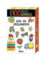 Kijk- en speelkaarten 0 -   Mijn 100 eerste woordjes